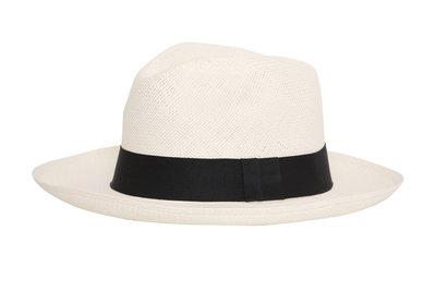 Panama Hut Fedora Clasico ( 7 cm rand)