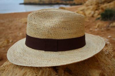 Panama Hut Fedora Crochet